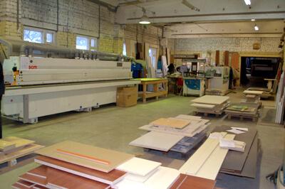 Производство мебели в Твери