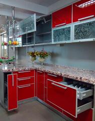 Фотография реальной кухни